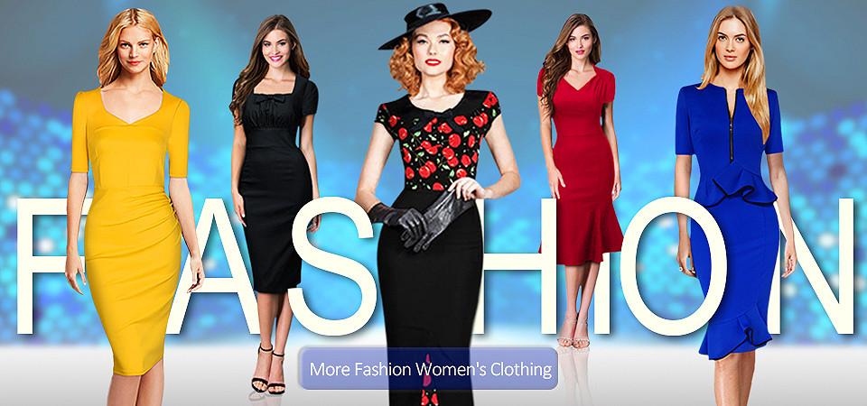 86ccc50f6f9f6 Summer Womens Elegant Optical Illusion Colorblock Contrast Modest ...