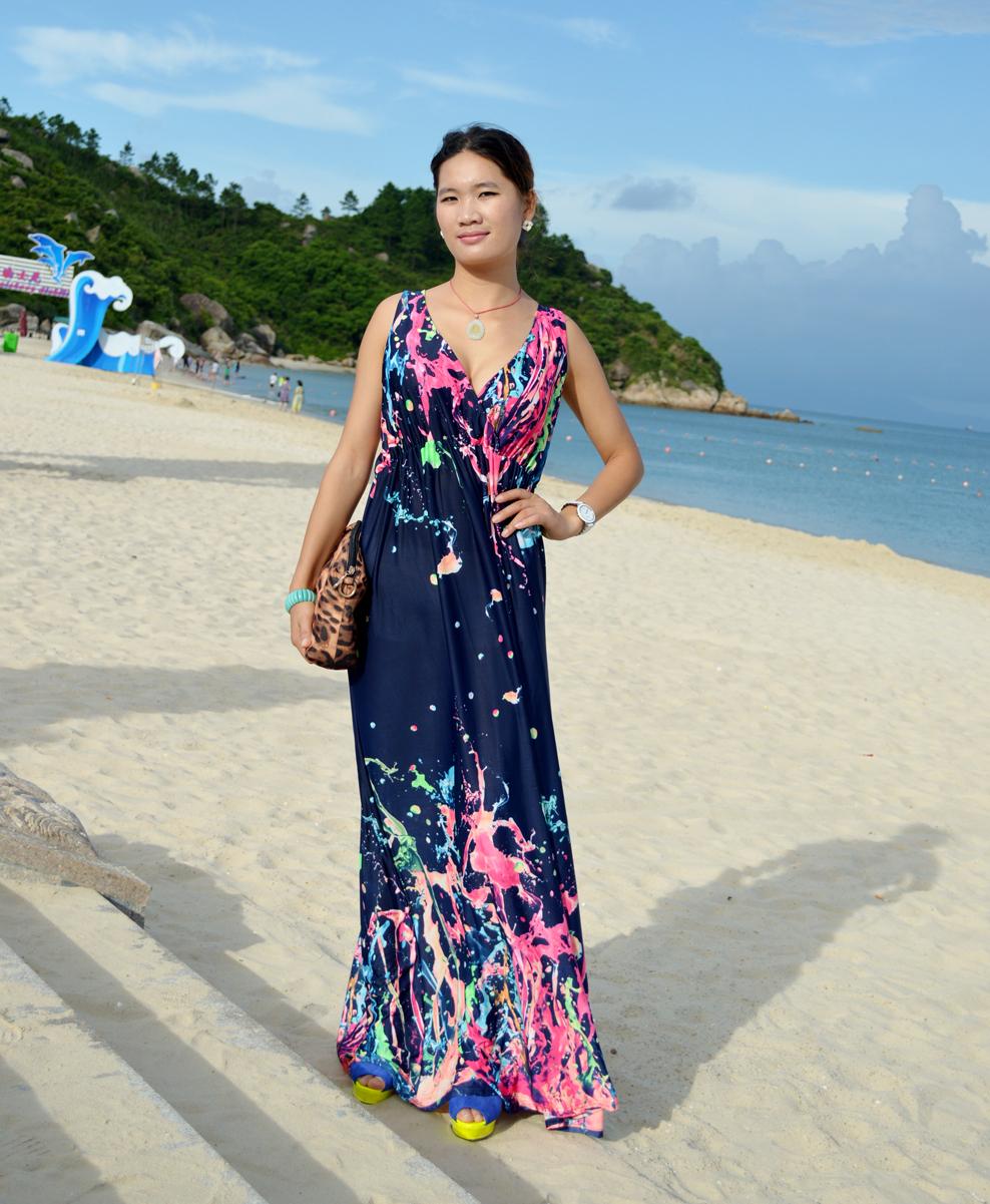 5a5dcb6c092 Boho Beach Long Dresses - Gomes Weine AG