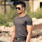 Quick-drying t-shirt summer male short-sleeve  service t-shirt